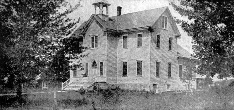 Fairview Academy was built in 1881 in Brodheadsville, and was active until 1938.